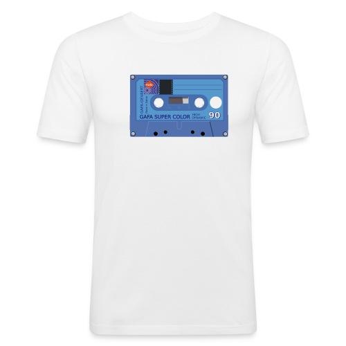 Mixtape - Männer Slim Fit T-Shirt