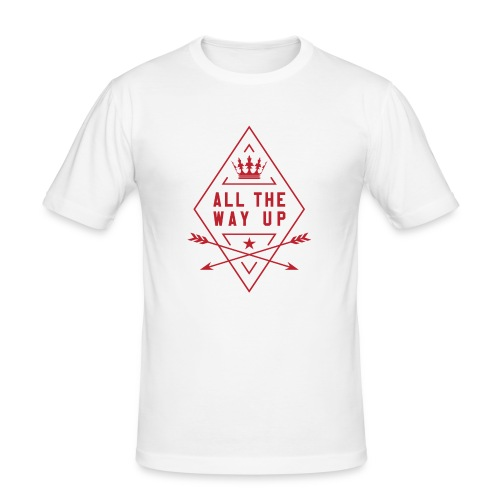 atwu_red - Men's Slim Fit T-Shirt