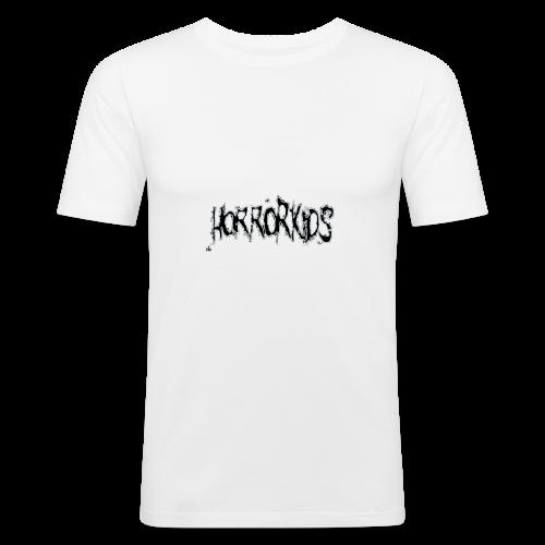 HorrorkidsDesing (Gross) - Männer Slim Fit T-Shirt