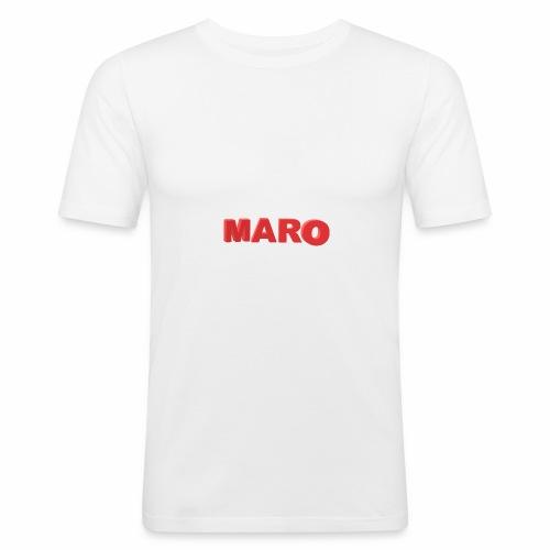 MARO VETEMENT - Tee shirt près du corps Homme