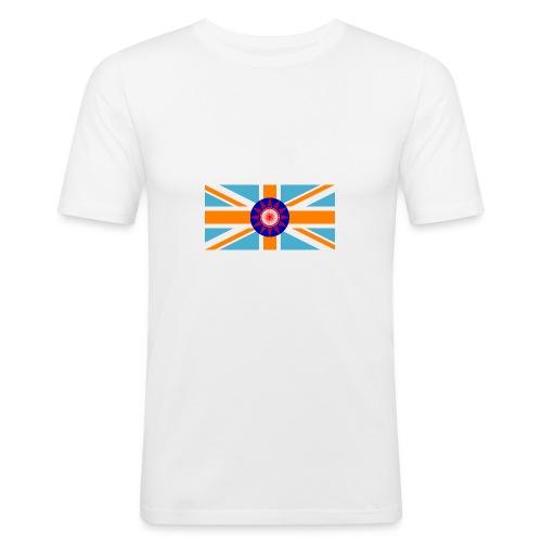 FLAG TEE - Herre Slim Fit T-Shirt