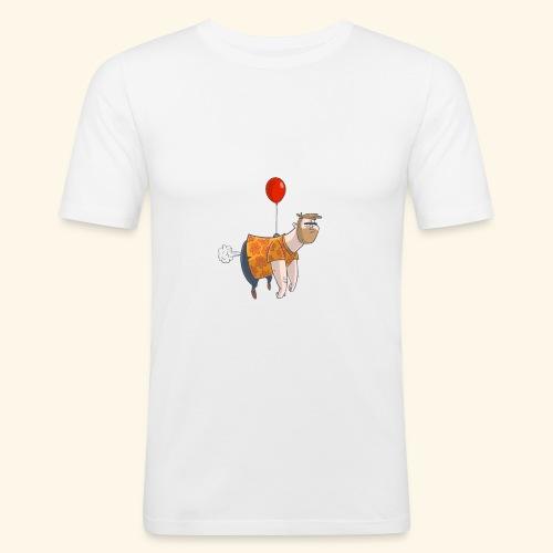 Ballon man - slim fit T-shirt
