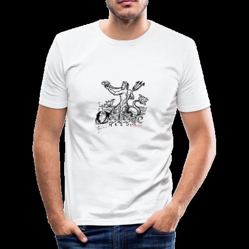 Ostseeheld 2 - Männer Slim Fit T-Shirt