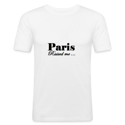 paris4raisedme Copier Copier - T-shirt près du corps Homme