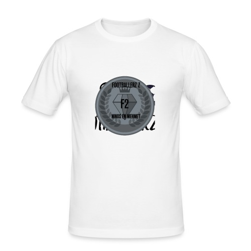 F2FOOTBALLERZ Z youtube kanaal T shirt - slim fit T-shirt