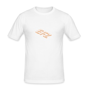S.1 EFZ MAINLOGOSHIRT - Männer Slim Fit T-Shirt