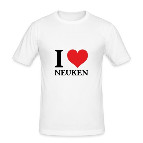 iloveneuken - slim fit T-shirt