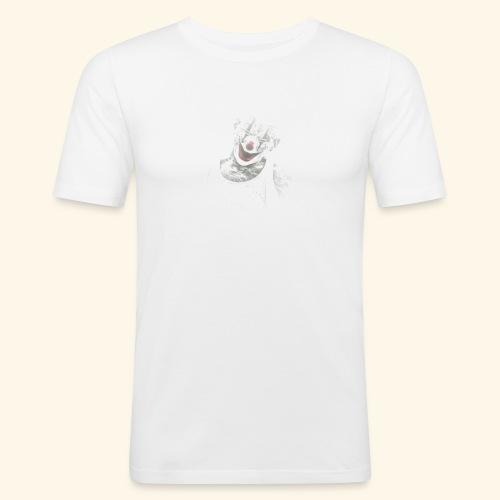 clown - Männer Slim Fit T-Shirt