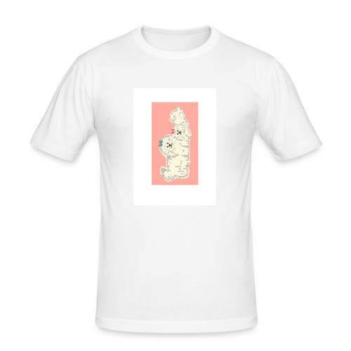 Doggos - Männer Slim Fit T-Shirt