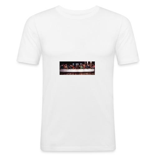 Det närmaste du kan komma till den heliga graalen! - Slim Fit T-shirt herr