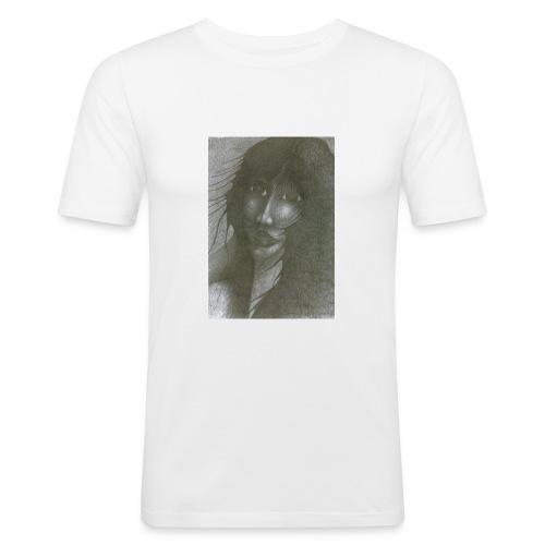 I Fear - Obcisła koszulka męska