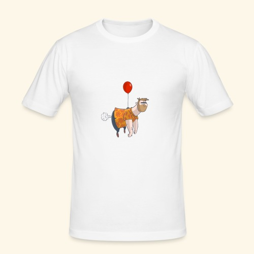 Ballon man - slim fit T-shirt