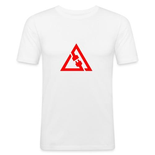 lag in rocket league - slim fit T-shirt