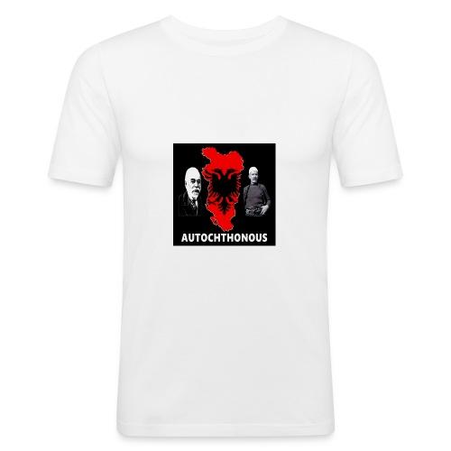 Autchthonous - Männer Slim Fit T-Shirt