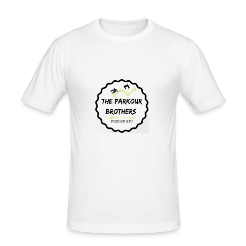 the_brothers_parkour - slim fit T-shirt