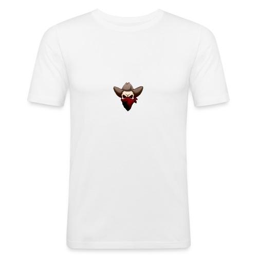 Roblox Phantom Forces - Team Outlaw Merchandise - Men's Slim Fit T-Shirt