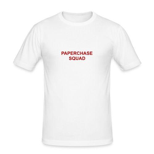 PAPERCHASE - slim fit T-shirt