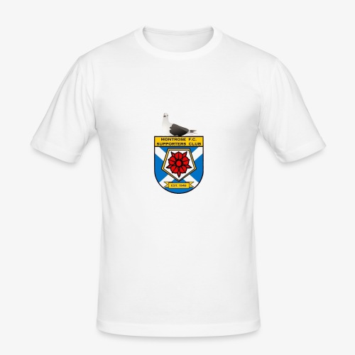 Montrose FC Supporters Club Seagull - Men's Slim Fit T-Shirt