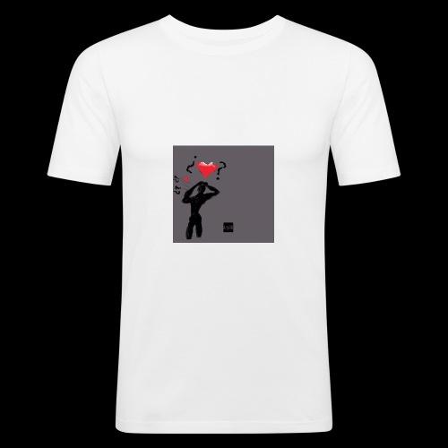 NOTAS - Camiseta ajustada hombre