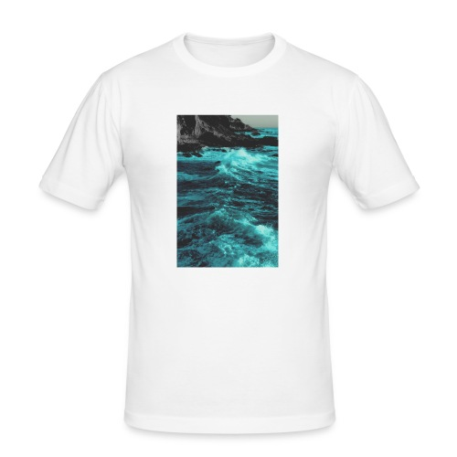 paradise-jpg - slim fit T-shirt