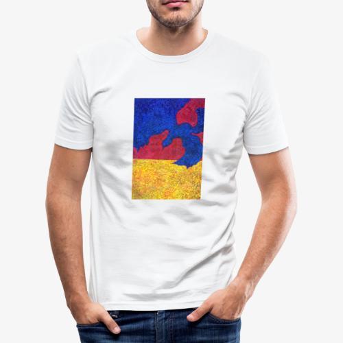 I Wanted Always To Be Bird - Obcisła koszulka męska
