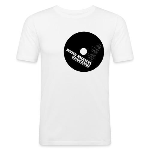Knocking - Männer Slim Fit T-Shirt
