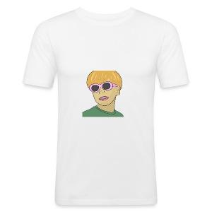 NickDeMalse kleding - slim fit T-shirt