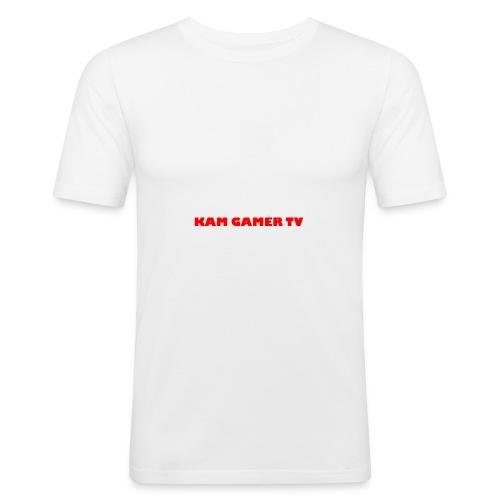 Kam Gamer Tv 9MN95B1X Range - Men's Slim Fit T-Shirt