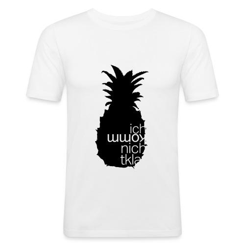 openair iknk - Männer Slim Fit T-Shirt