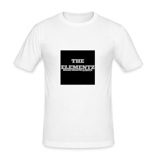 The Elementz merchandise - Männer Slim Fit T-Shirt