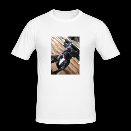 Ich habe dich lieb - Männer Slim Fit T-Shirt