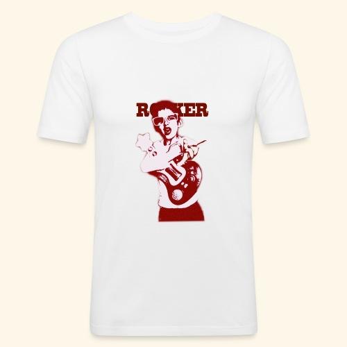 the rocker - Maglietta aderente da uomo