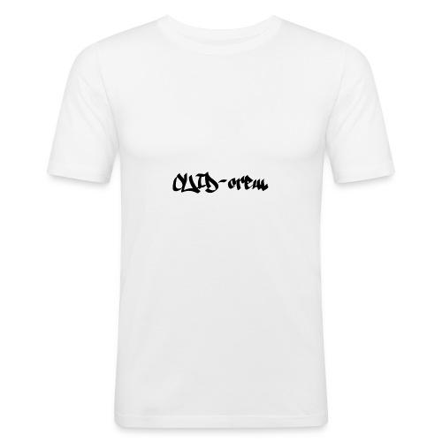 Ouid-Crew - T-shirt près du corps Homme