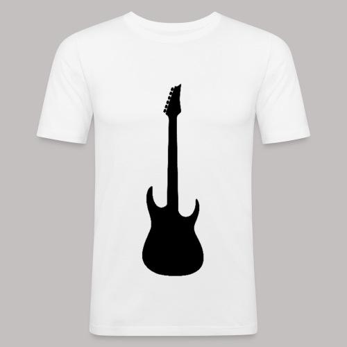 Guitar - Camiseta ajustada hombre