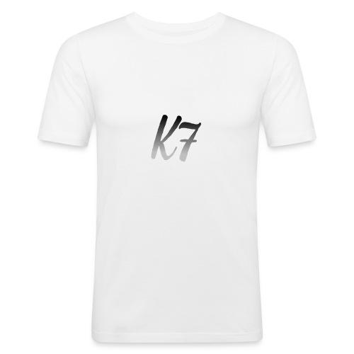 K7 - Men's Slim Fit T-Shirt