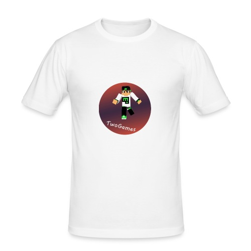 Hoodie met TwoGames logo - slim fit T-shirt