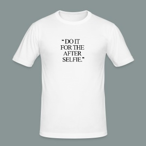 Do it... - Herre Slim Fit T-Shirt