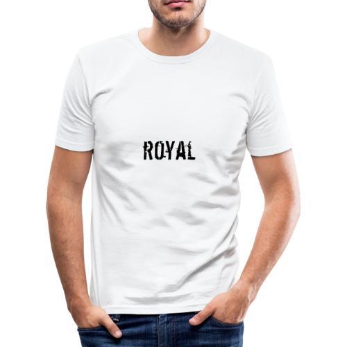 RoyalClothes - slim fit T-shirt