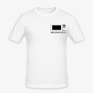 Official Microwaver! - Men's Slim Fit T-Shirt