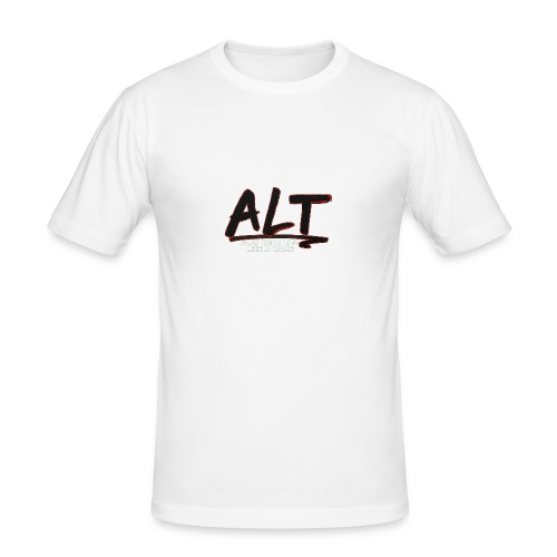 ALT Collection Special RED PLAY YOUR LIFE - T-shirt près du corps Homme