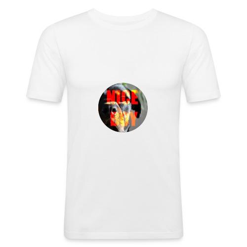 NICE BOY - Camiseta ajustada hombre