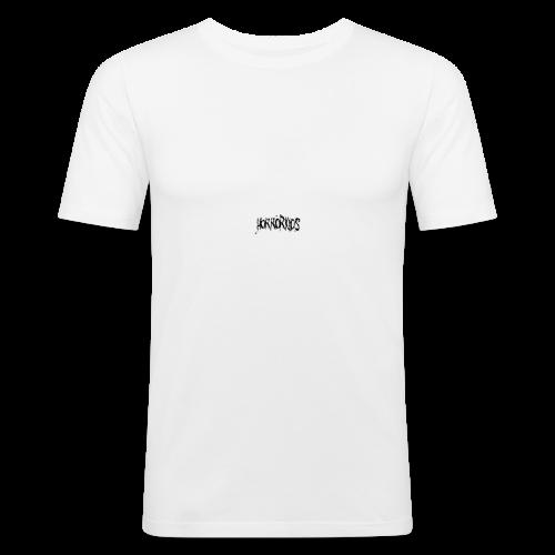HorrorkidsDesing (Klein) - Männer Slim Fit T-Shirt