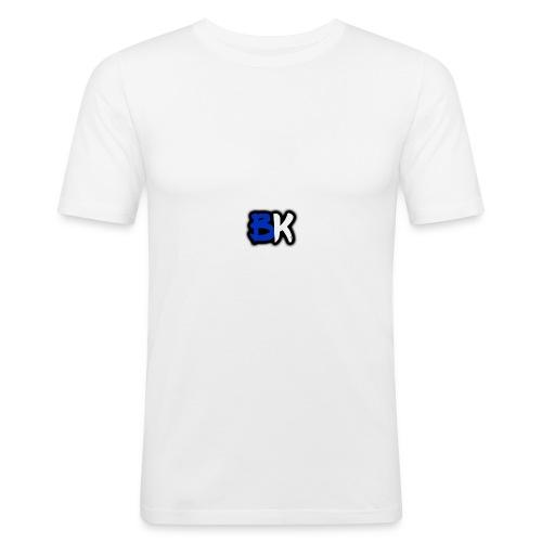 bk - Men's Slim Fit T-Shirt