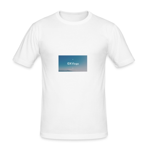 IDKVlogs Mug - Men's Slim Fit T-Shirt