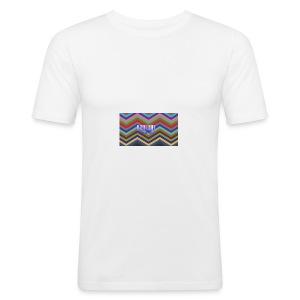 Lolger Batmanlon - Slim Fit T-skjorte for menn