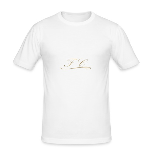 Deluxe FC Design - Men's Slim Fit T-Shirt