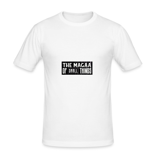 The magaa of small things - Men's Slim Fit T-Shirt