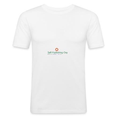 Self-Publishing-Day Düsseldorf 2018 - Männer Slim Fit T-Shirt
