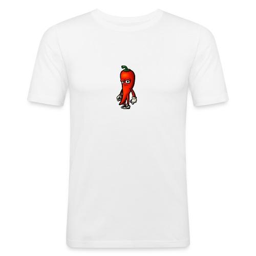 Chilli - Slim Fit T-shirt herr