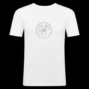 SUMME des Ganzen - Männer Slim Fit T-Shirt